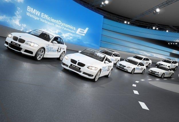 BMW във Фанкфурт