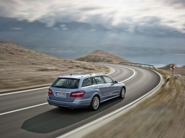 Mercedes E-класа Wagon