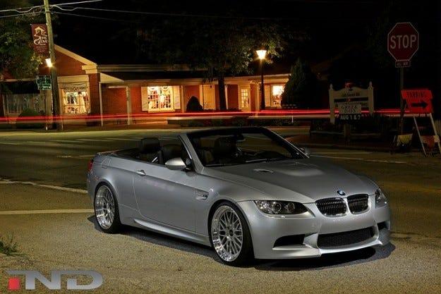 Silverstone II BMW M3