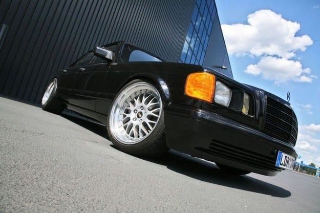 INDEN Design Mercedes 560 SE