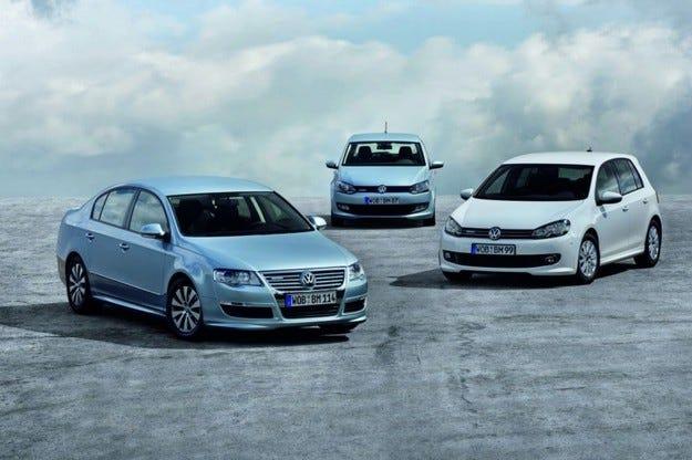 VW BlueMotion