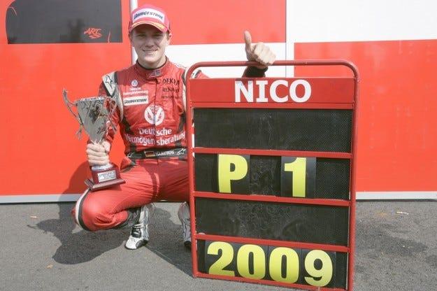 GP2 Монца 2009