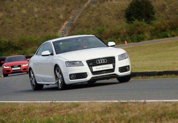 ASF Audi A5