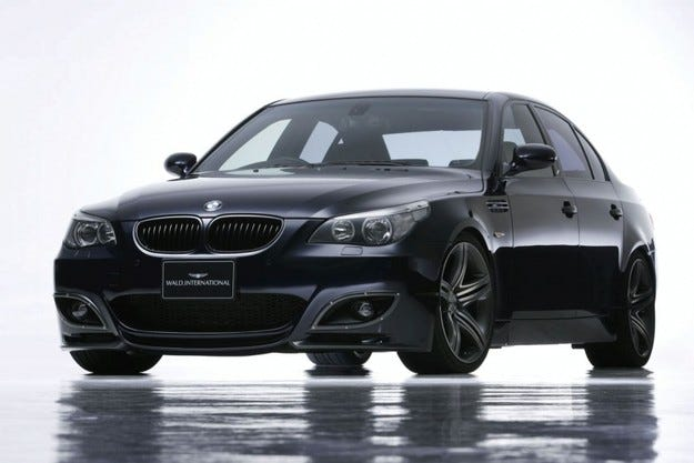 Wald BMW 5