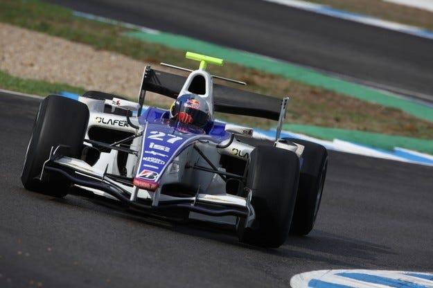 GP2 Херес 2009