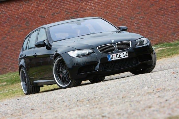 Manhart Racing BMW M3 E91