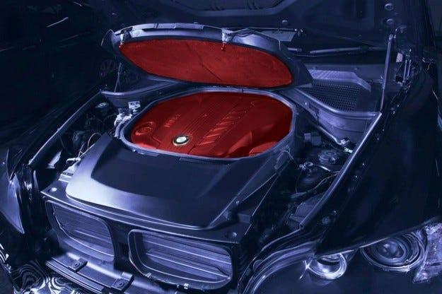 BMW топлинни системи