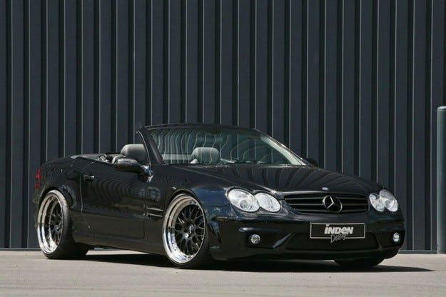 INDEN-Design Mercedes SL 500