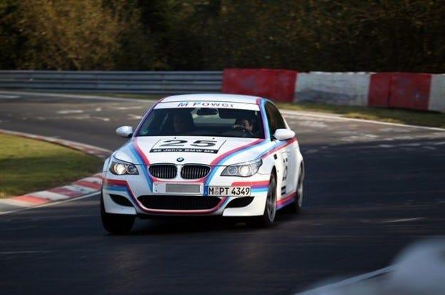 BMW M5 CSL