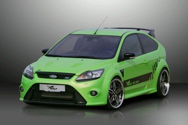 Wolf Ford Focus RS 360