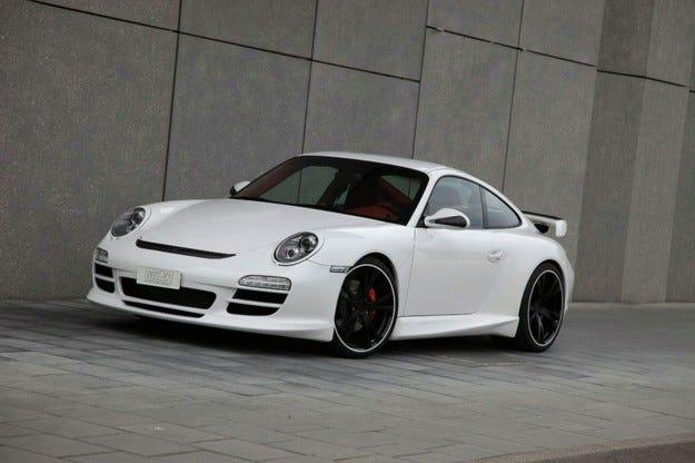 TechArt Porsche 997 S и 997 4S