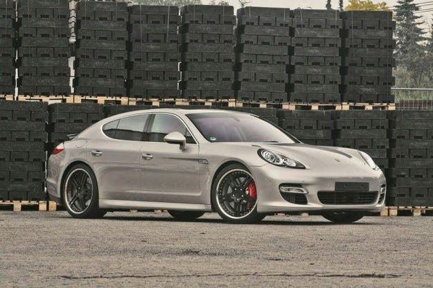 mcchip Porsche Panamera