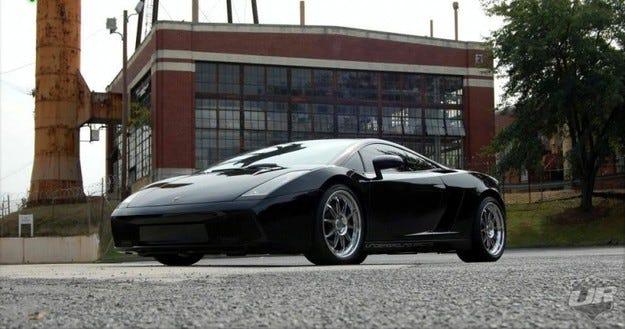 Underground Racing Lamborghini TTG