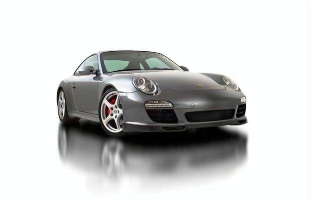 Vorsteiner V-GT Porsche 911
