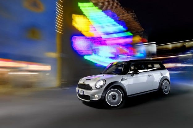 MINI Clubman Soho