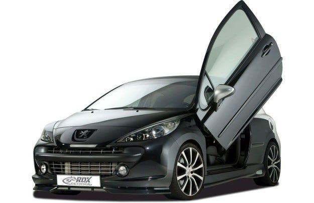 RDX Racedesign Peugeot 207