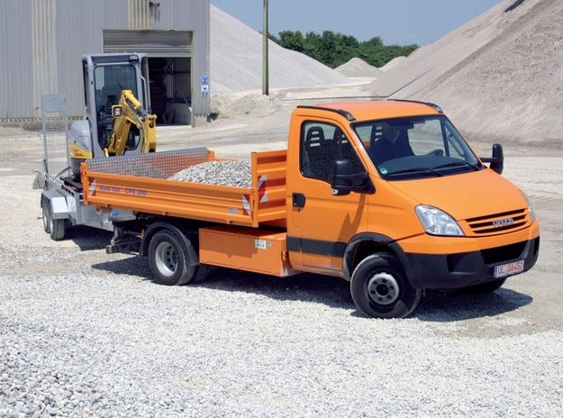 Iveco Daily 65 C 18 K
