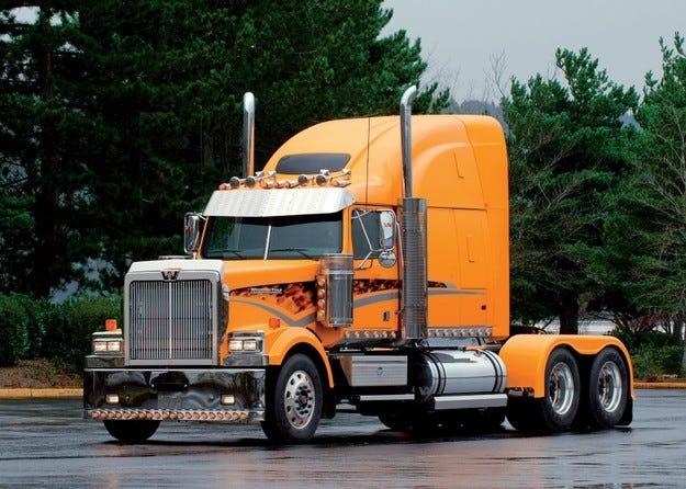Western Star 4900 EX