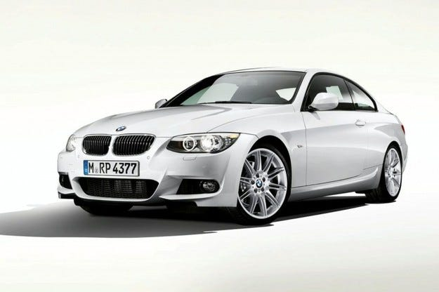 BMW 3 Coupe и Convertible Sport Edition