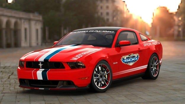 Ford Mustang GT Daytona 500