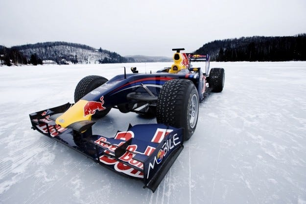Red Bull Канада