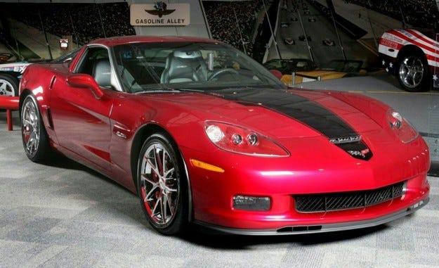 Corvette 427 Special Edition Z06