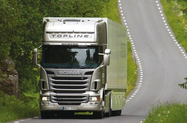 Scania New R