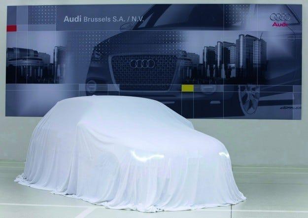 Audi A1 Брюксел