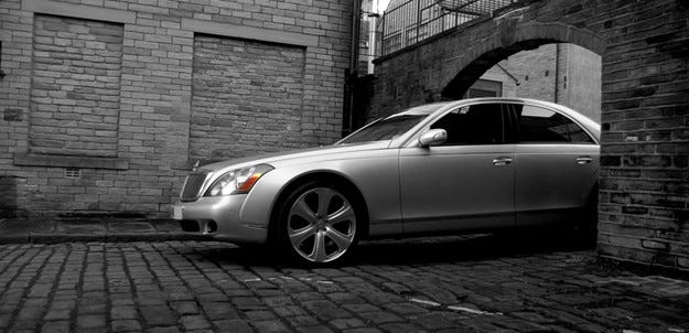Project Kahn Maybach 57
