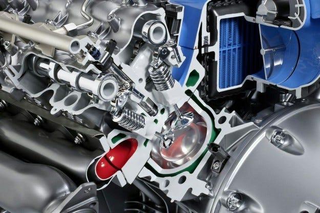 AMG 5.5 V8