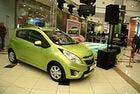 Chevrolet Spark: Официално в България