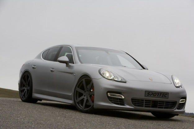 Sportec Porsche Panamera