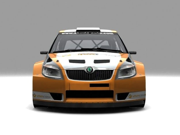 Проект VIVACOM Rally Team