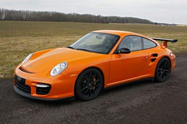 9ff Porsche 911 Turbo DR700