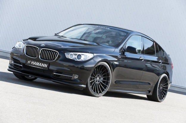 Hamann BMW 5 GT