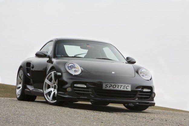APS Sportec Porsche 911 Turbo