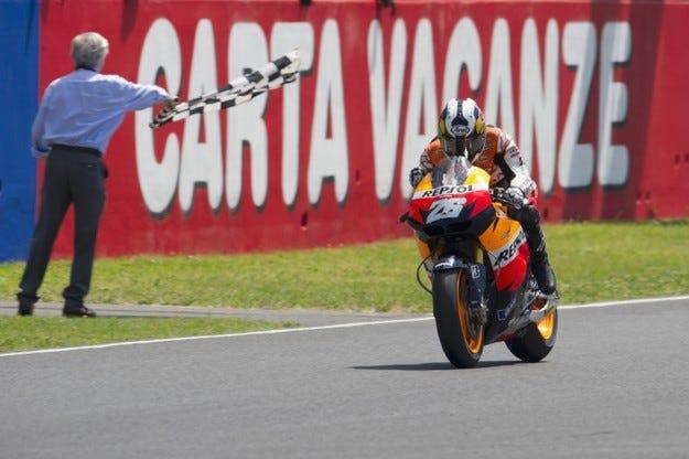 Гран при на Италия 2010