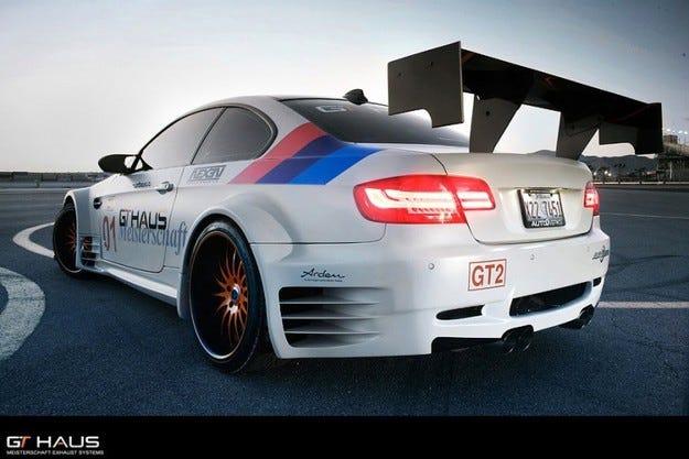 GT House BMW M3