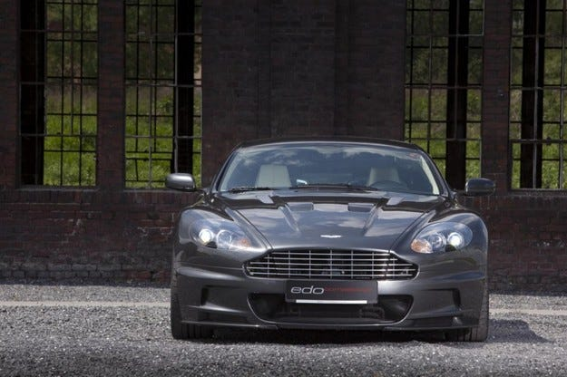 Edo Competition Aston Martin DB9