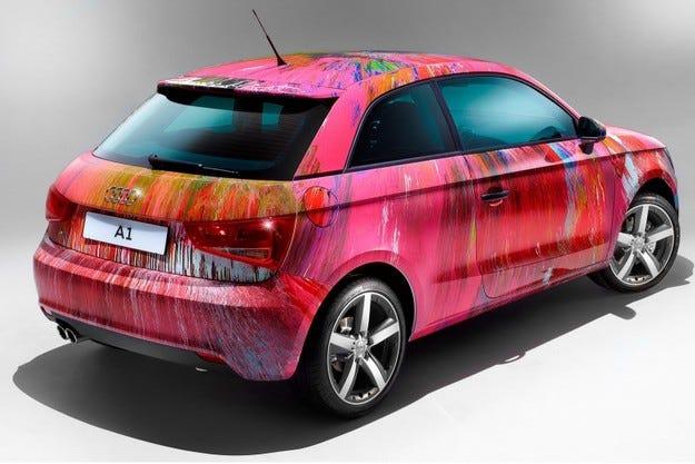 Audi A1 AIDS
