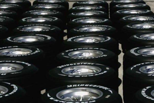 Маркираните гуми: Версия 1