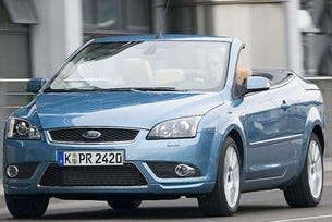 Ford Focus Coupе-Cabriolet