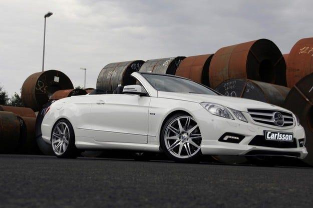 Carlsson Mercedes E350 CDI Cabriolet