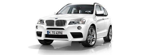 BMW X3 M Sports
