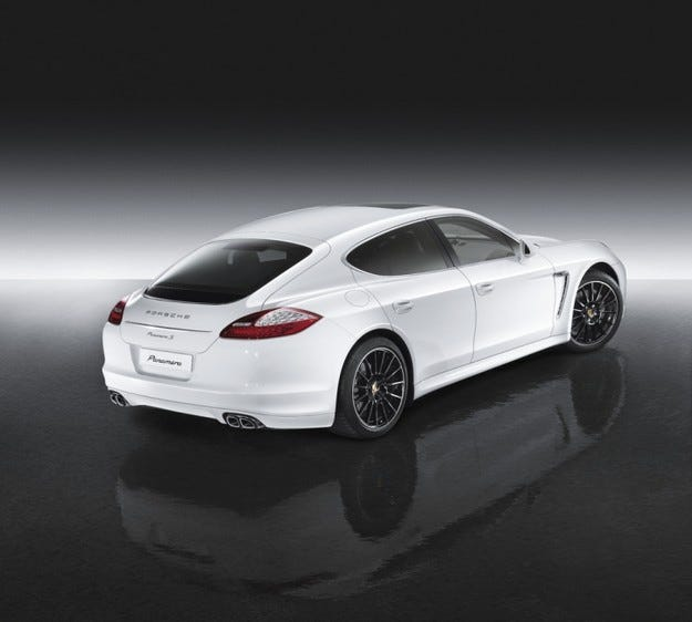 Porsche Panamera Powerkit