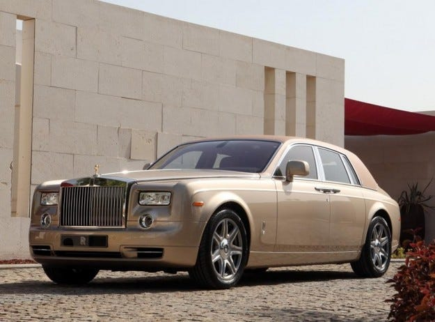 Rolls-Royce Phantom Baynunah и Coupe Shaheen