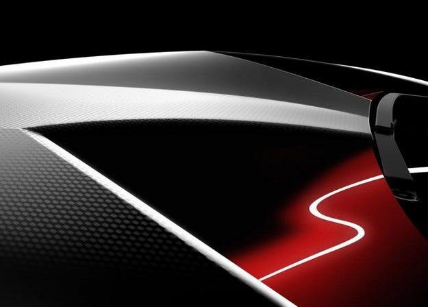 Lamborghini teasers