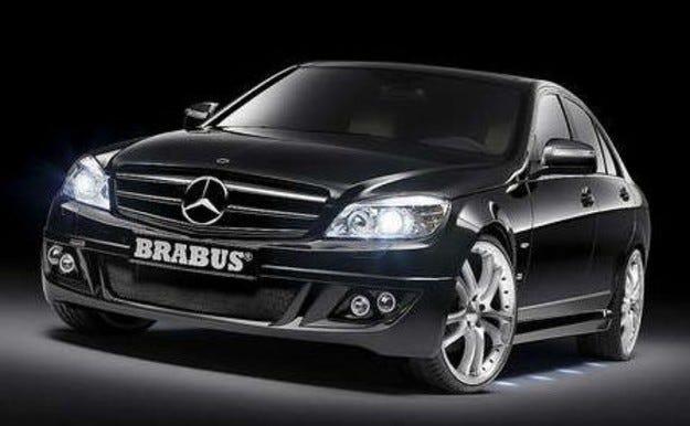 Brabus C-класа