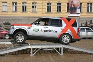 Land Rover & Range Rover Experience