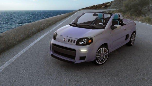 Fiat Uno Cabriolet
